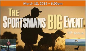 2016 Sportsmans Event